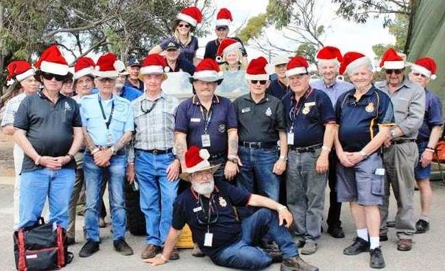 Merry Christmas from Army Museum of South Australia